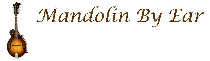 Mandolin by Ear
