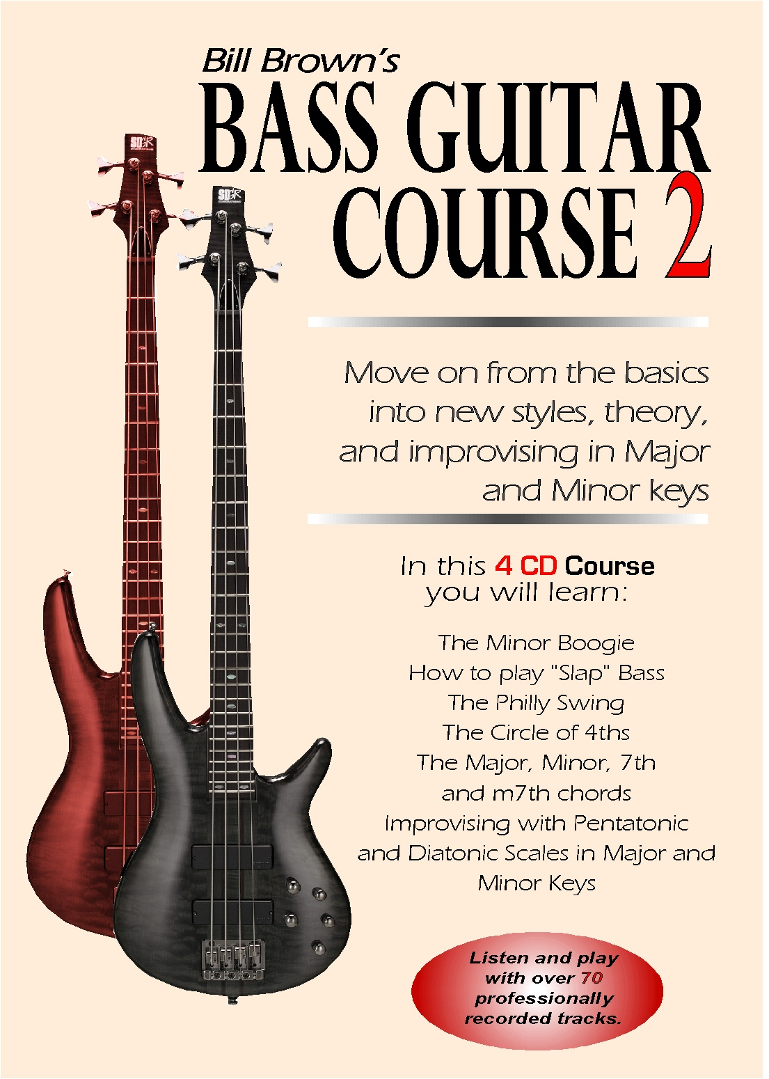 Bass Guitar Course 2