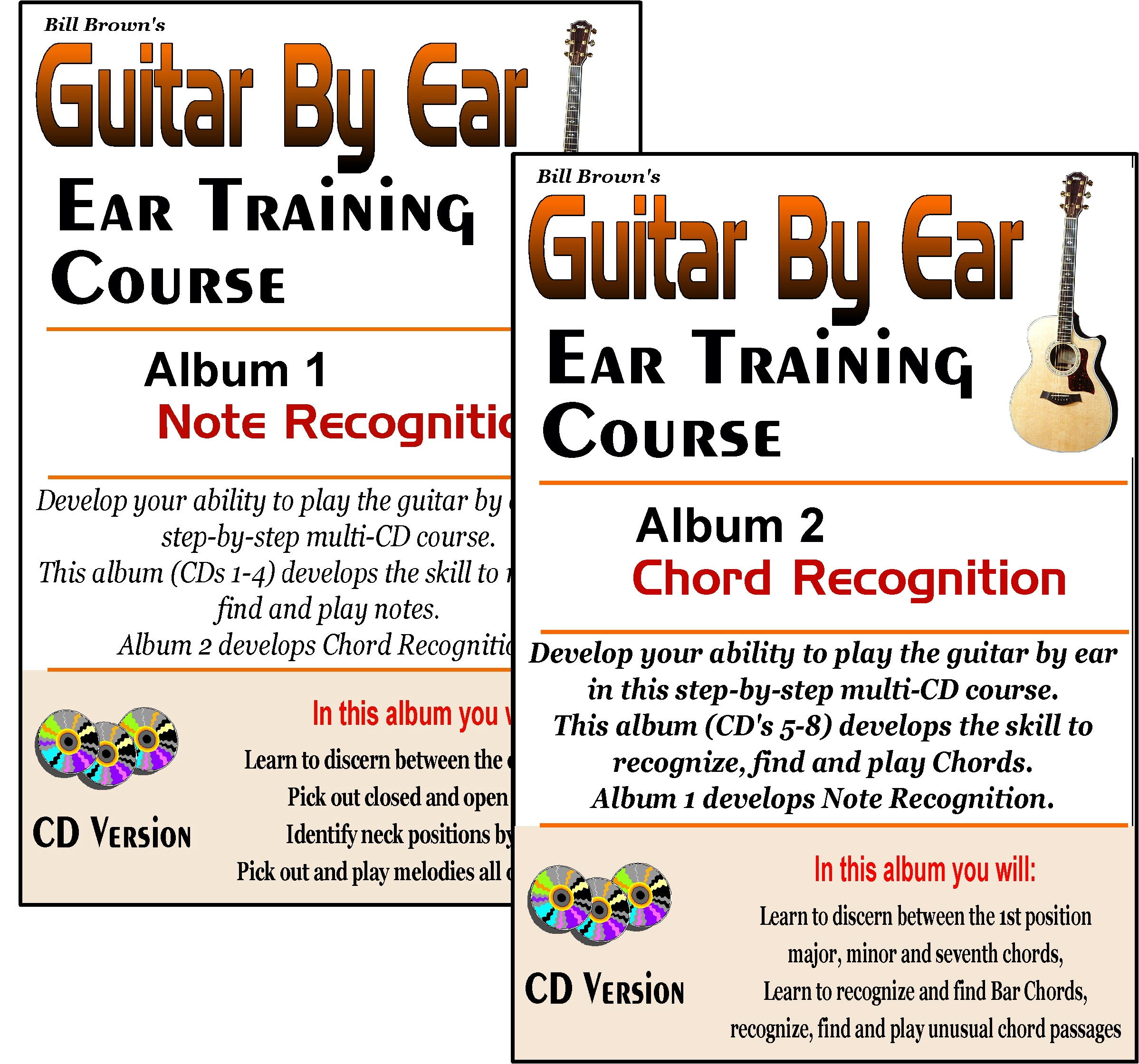 Ear Training Course (Guitar)