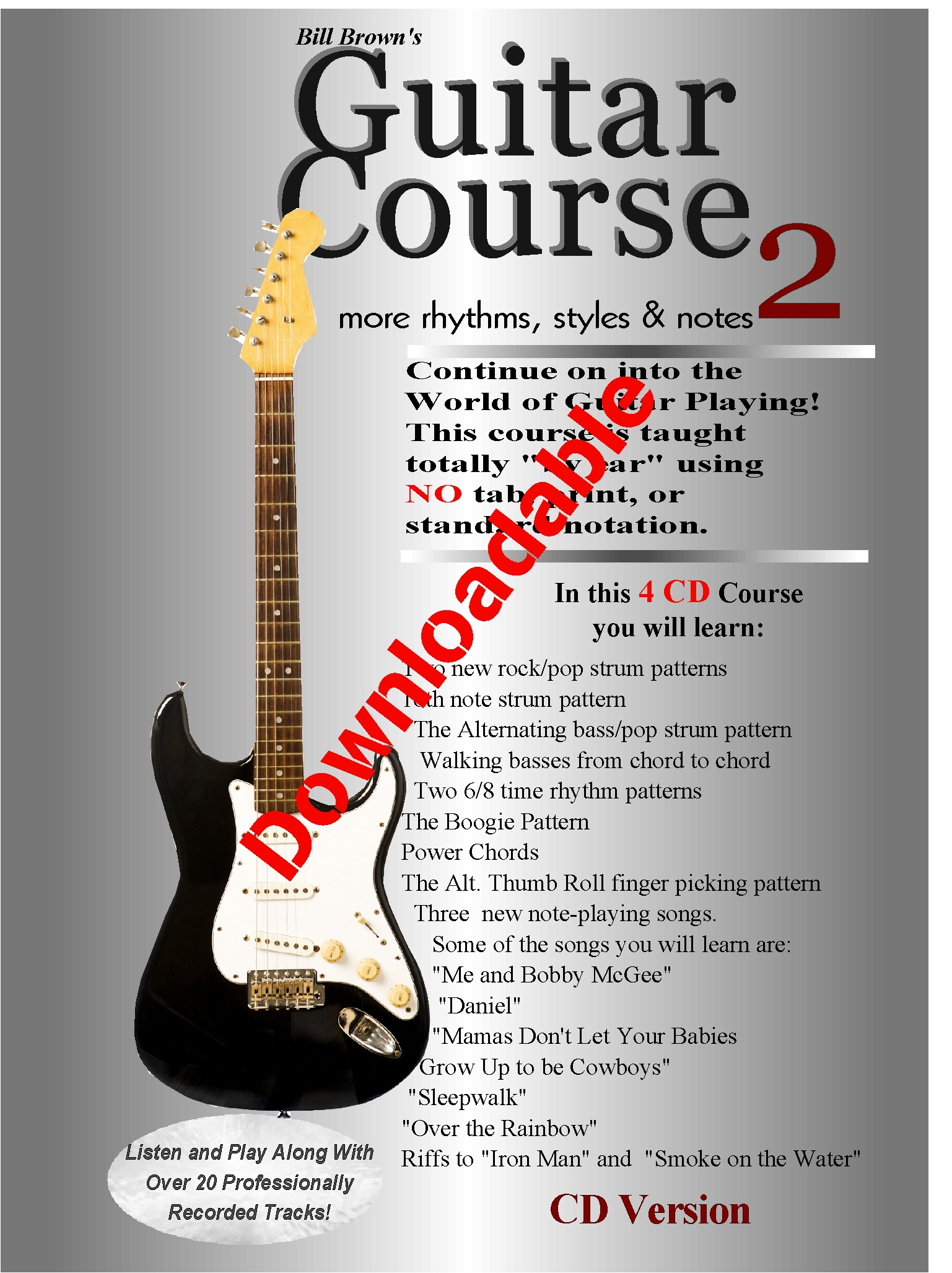 Guitar Course 2 (Downloadable)