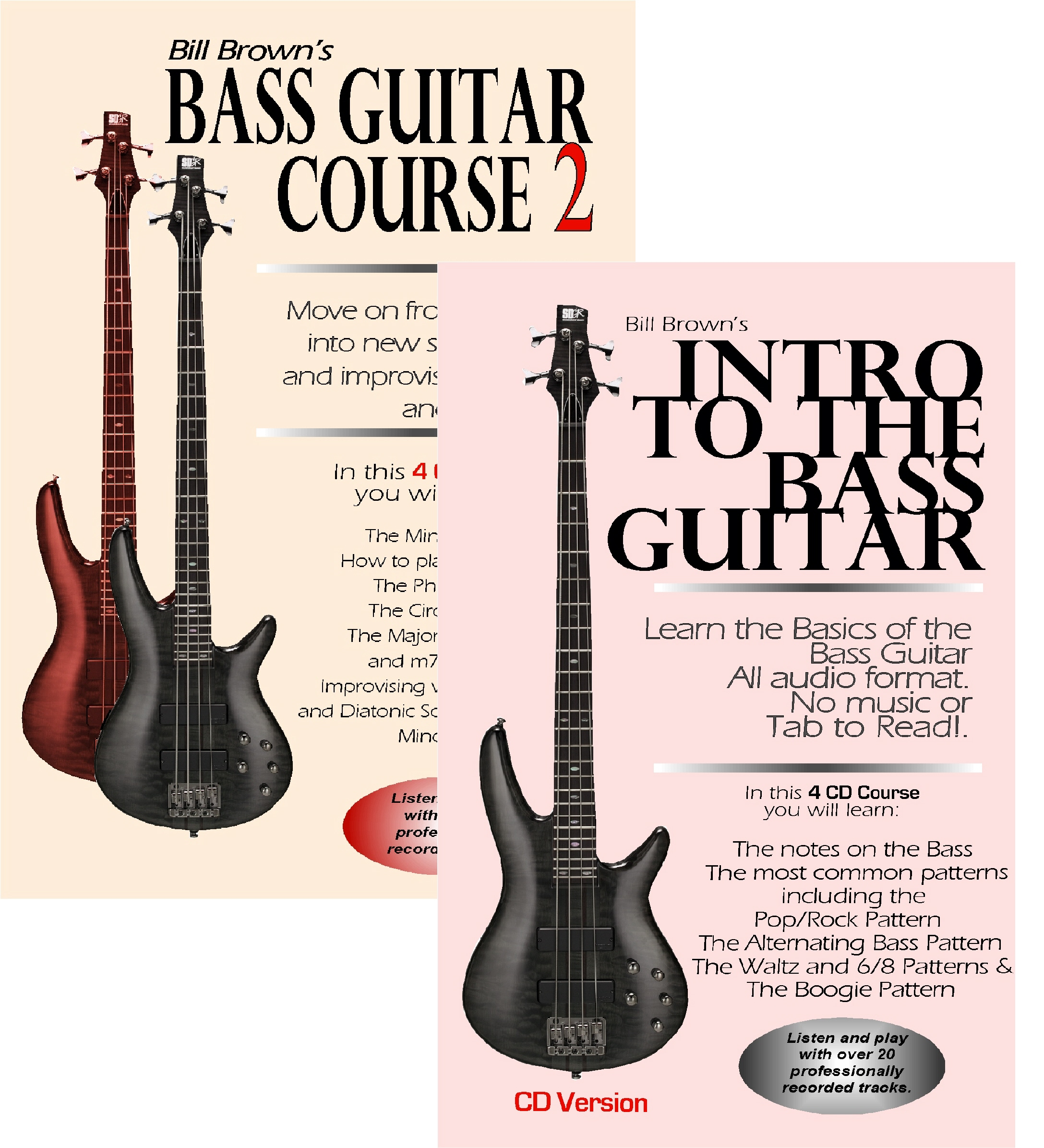 Intro to the Bass Guitar and Bass Course 2