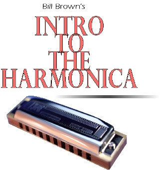 Intro to the Harmonica for the Visually Impaired and Hohner Blues Harp