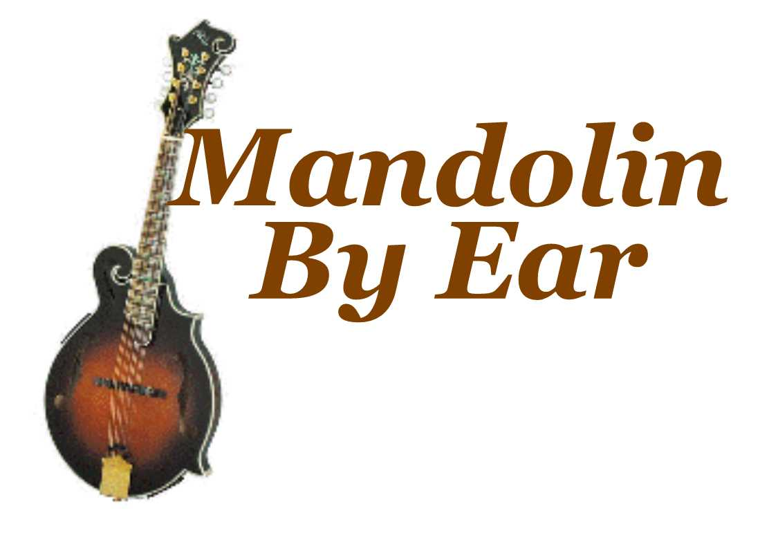 Mandolin Basic Chords - level 1