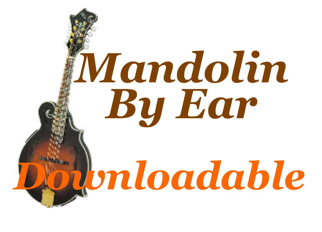 Mandolin Basic Chords - level 1 (Downloadable)
