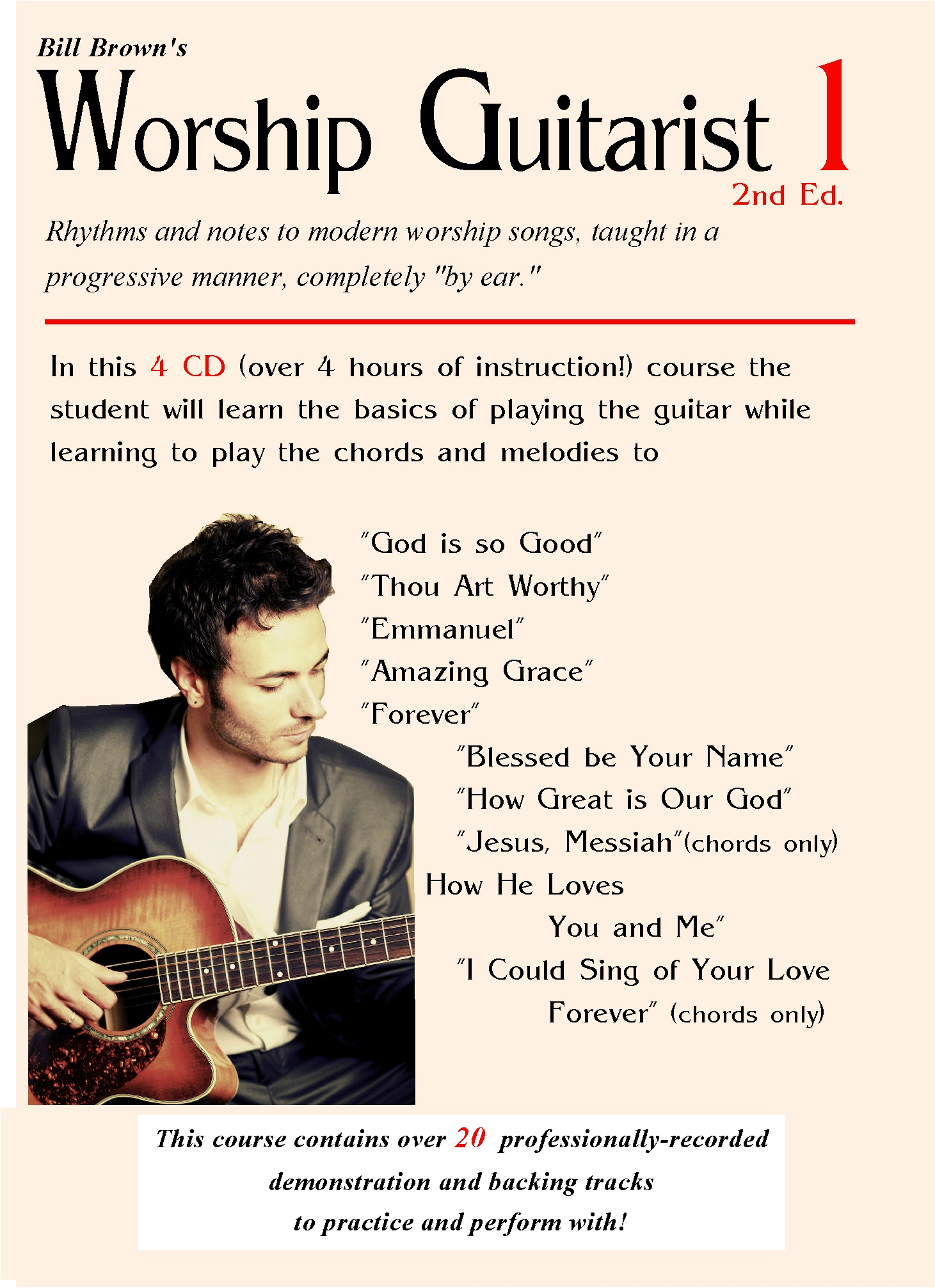 Worship Guitarist 1 2nd Edition