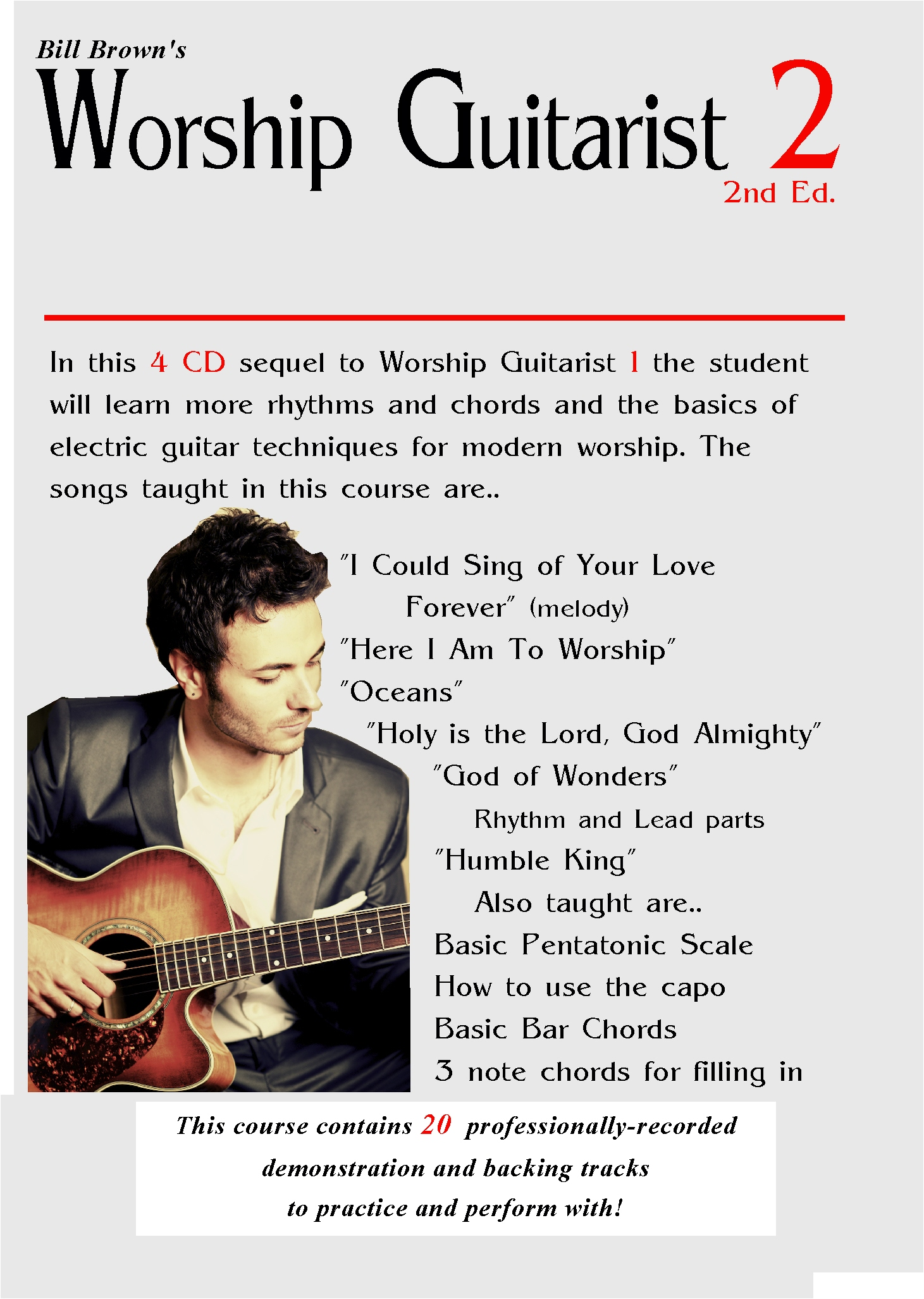 Worship Guitarist 2 2nd Edition