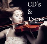Tape and CD Violin