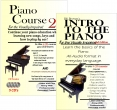 Intro to the Piano and Piano Course 2 for the Visually Impaired