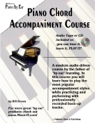 Piano Chord Accompaniment Course (Tape/CD)