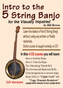 Intro to the 5 String Banjo for the Visually Impaired