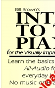 Intro to the Piano for the Visually Impaired Downloadable