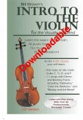 Intro to the Violin for the Visually Impaired (Downloadable)