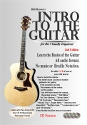 Intro to the Guitar for the Visually Impaired 2nd Edition
