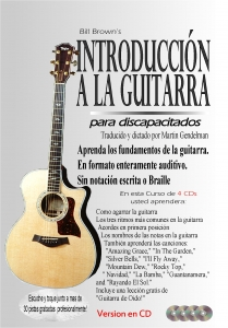 Introduccíon a la Guitarra para discapacitatos visuales